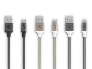 Griffin Premium Lightning Cables