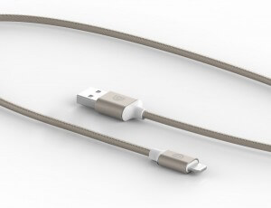 Griffin Premium Lightning Cables reversable USB