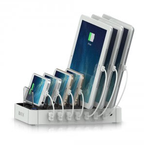 Satechi 7 Port USB Charging Station