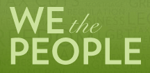 We the People logo at WhiteHouse.gov petition website