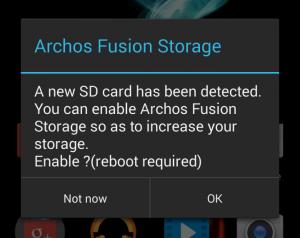 Archos Fusion
