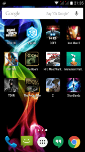 Archos Games with Fusion