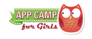 App Camp for Girls logo