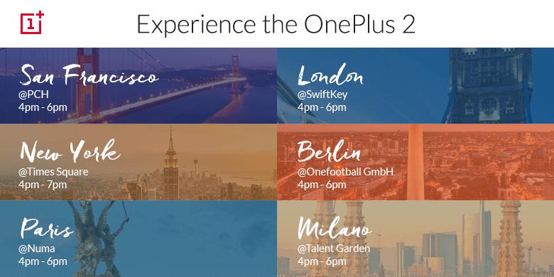 OnePlus 2 Experience