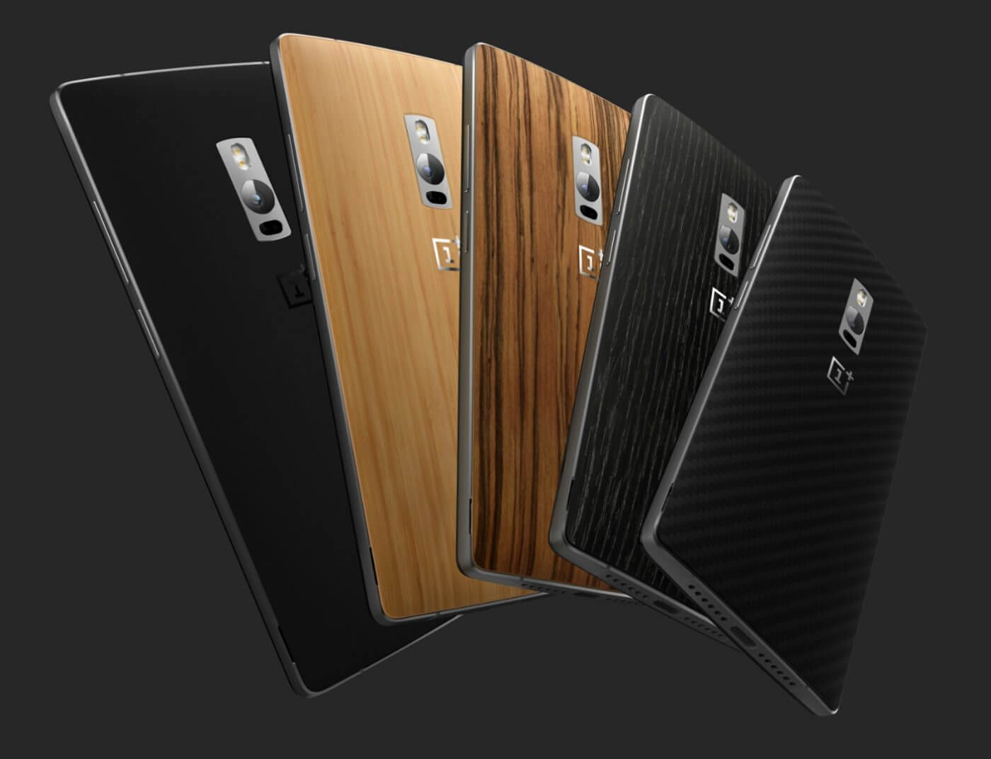 OnePlus 2 Rear Covers