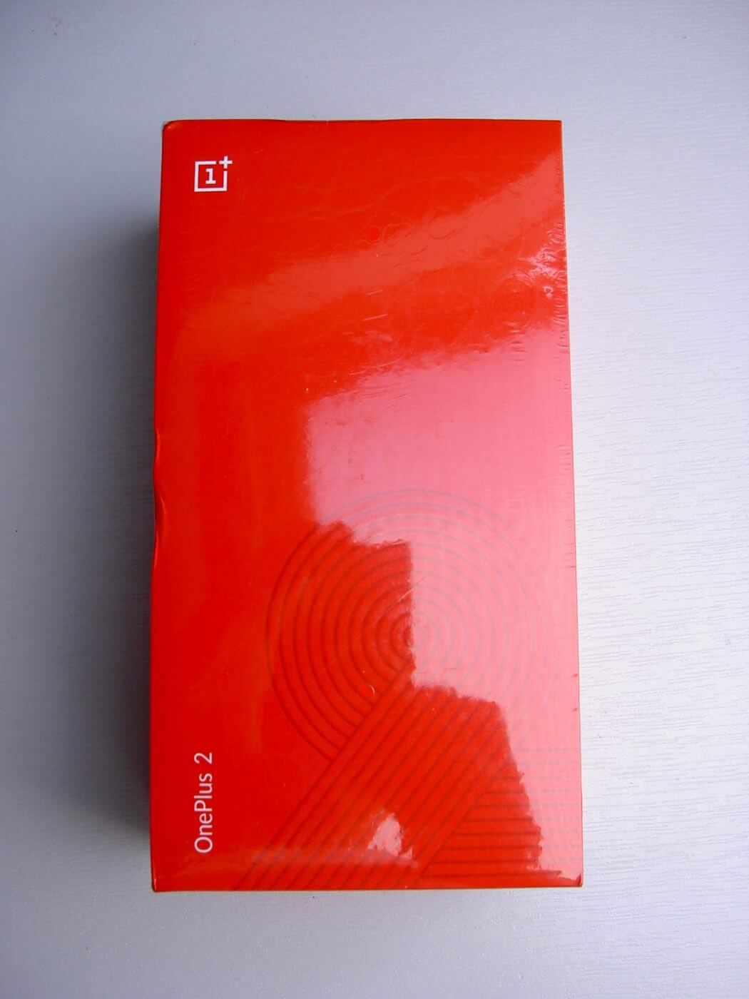 OnePlus 2 in box in wrap