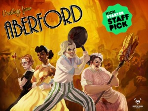 Aberford on Kickstarter