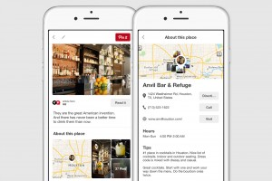 Pinterest Top Pinned Places