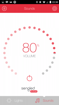 Sengled Pulse Volume
