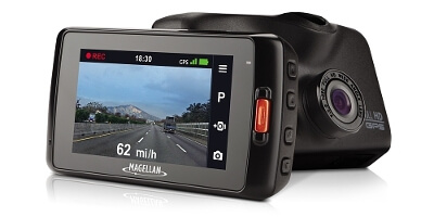 Magellan 420 DashCam