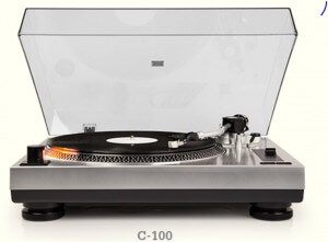 C100 Crosley Turntable