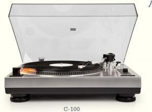 C100 Crosley Turntable