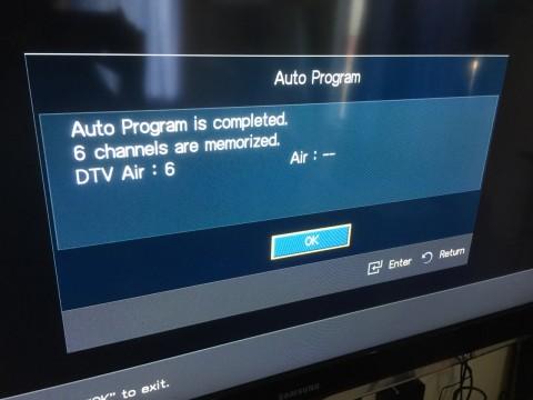6 channels found!