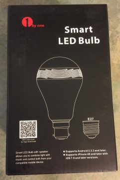 1byone Smart LED Bulb