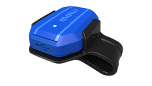 Motus clip and sensor