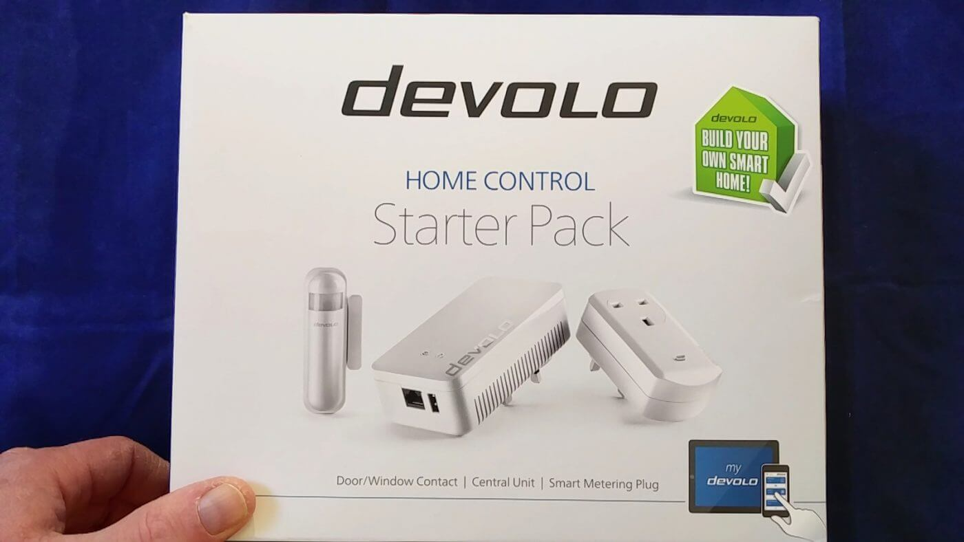 Devolo Home Control Unboxing Geek News Central