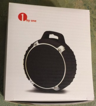 1byone Bluetooth speaker box