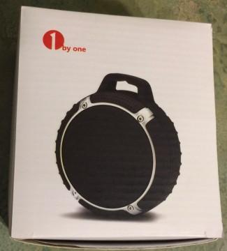 1byone Bluetooth speaker box