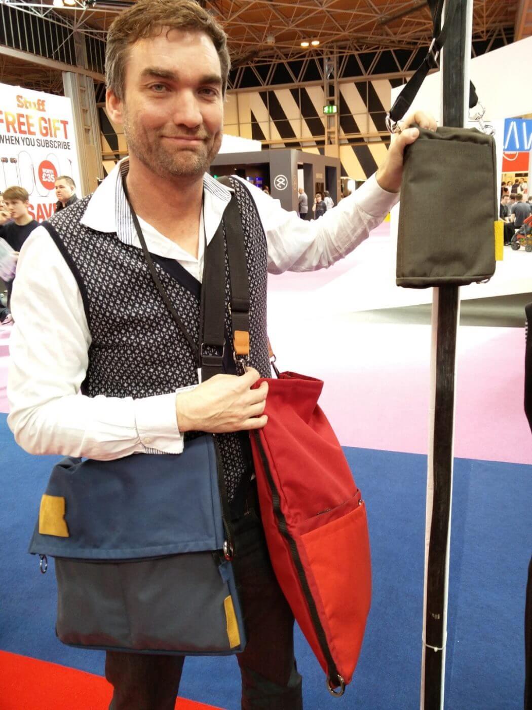 Ohyo Folding Bags