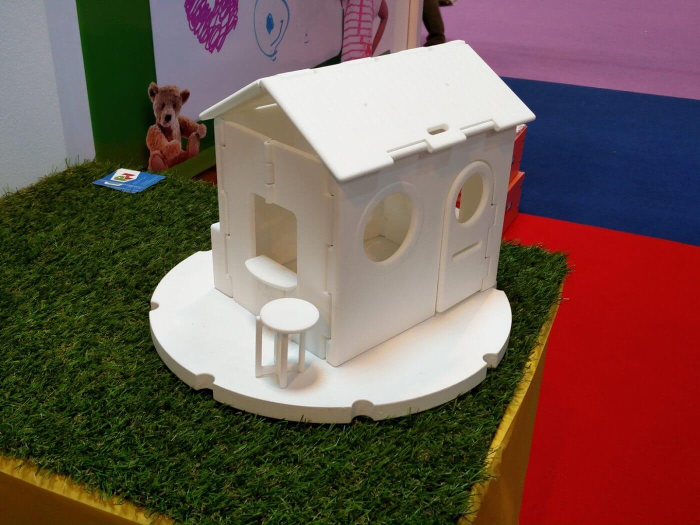 Folding Playhouse Prototype