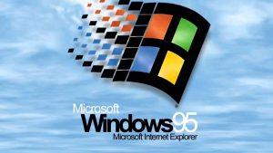 Win95 logo