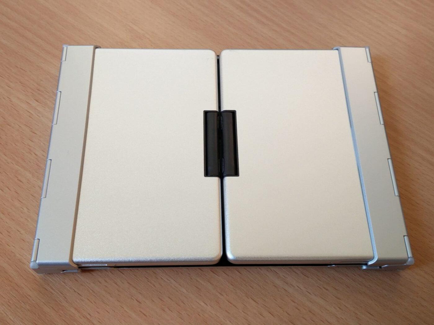 iClever Folding Keyboard Folded