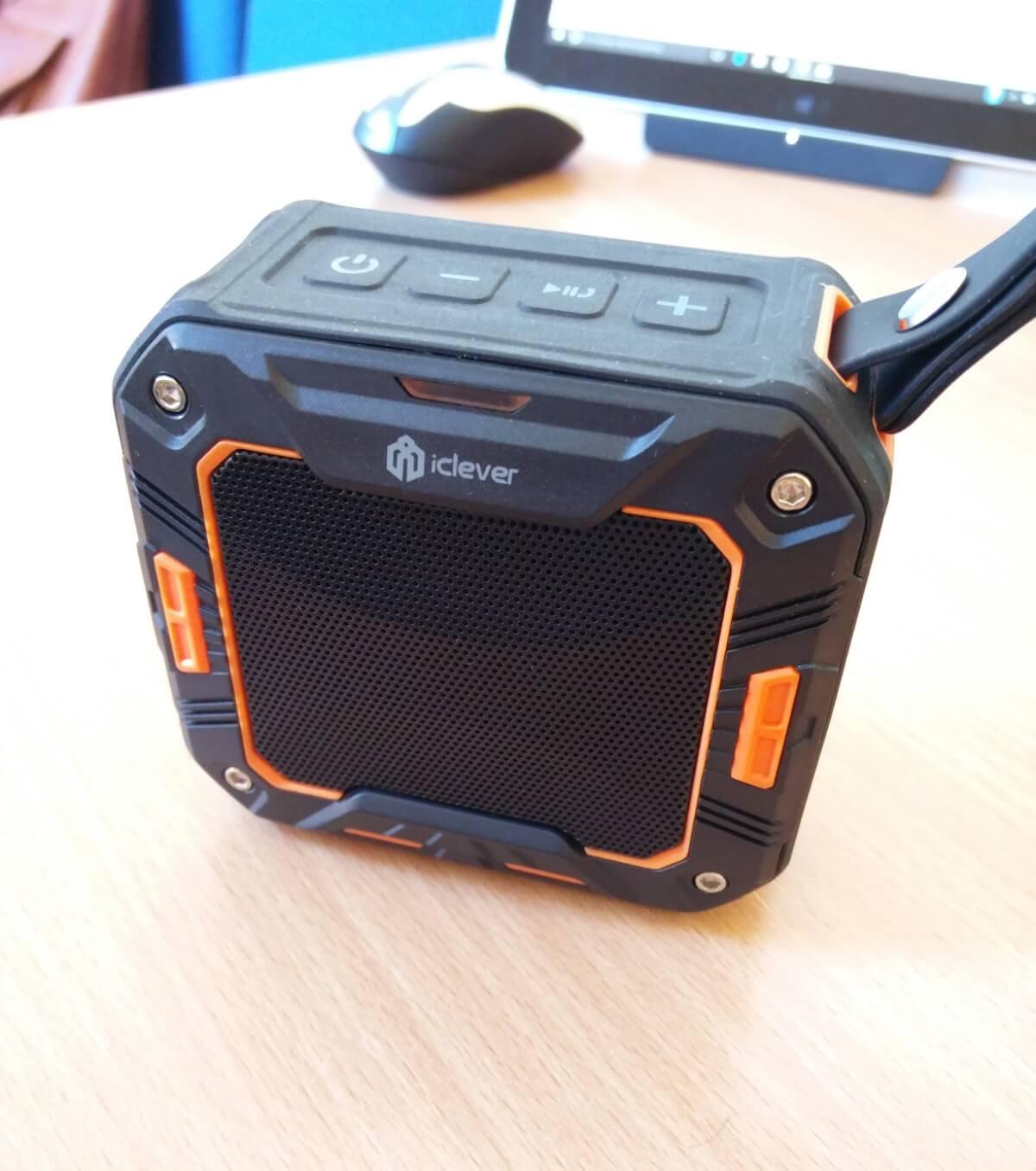 iClever Wireless Outdoor Speaker