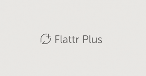 Flattr Plus logo