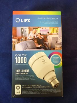 LIFX Color 1000 in box
