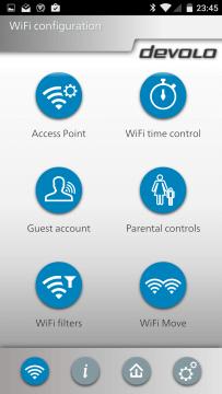 Devolo dLAN 550 features