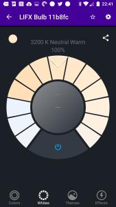 LIFX White Wheel