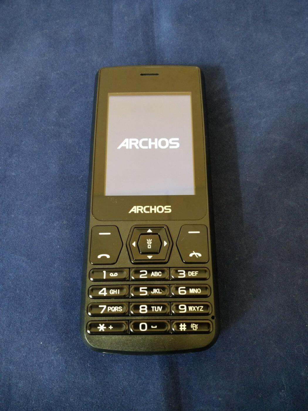 Archos F24 Front