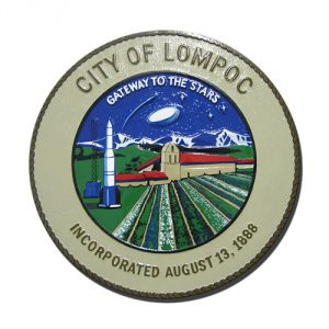 City of Lompoc California seal