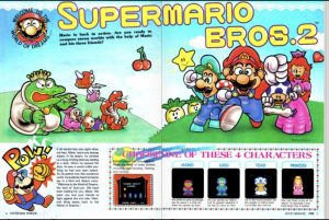 Nintendo Power pages JPG