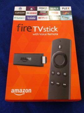 Fire TV Stick Box
