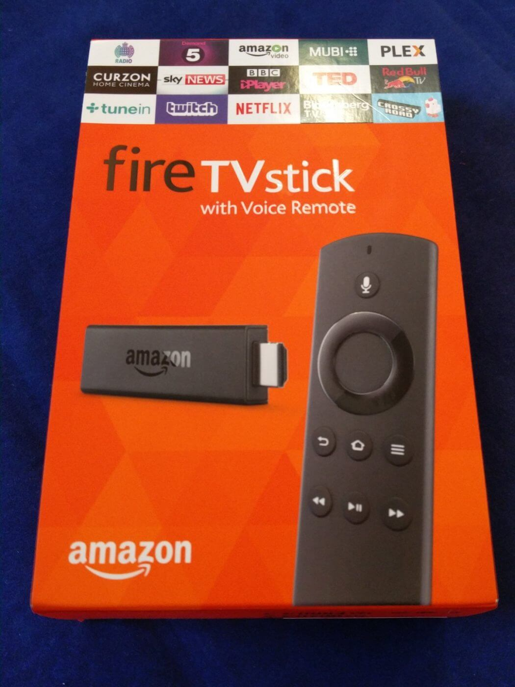 Amazon Fire TV Stick with Voice Remote Review - Geek News Central