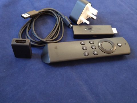 Amazon Fire TV Contents
