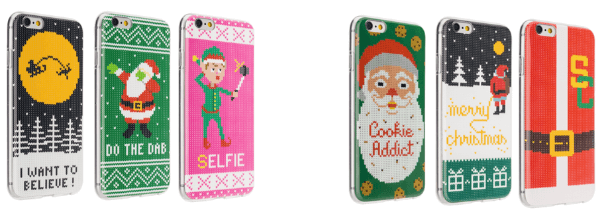 Flavr Festive Phone Cases