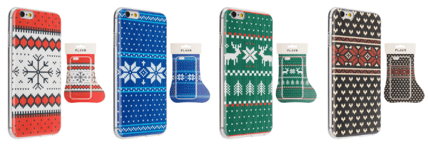 Flavr Festive Fone Cases
