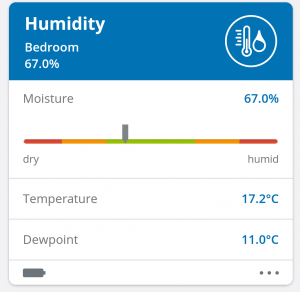 Devolo Home Control Humidity