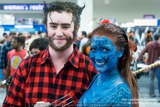 Wizard Worlds Cleveland Comic Con Kicked Off Its Third Annual Show This Past Weekend With A Pretty Good Crowd Fans Gathered At The Huntington Convention