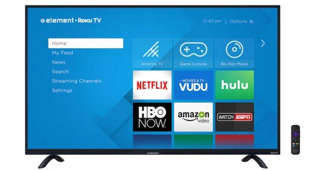 Roku announces Element Ultra HD 4K smart TV - Geek News Central