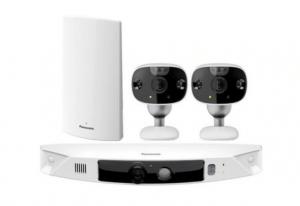panasonic homehawk smart home monitoring camera at ces