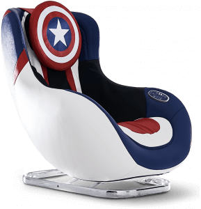 Pleasing Marvel Lous Massage Chairs At Ces 2018 Geek News Central Pabps2019 Chair Design Images Pabps2019Com