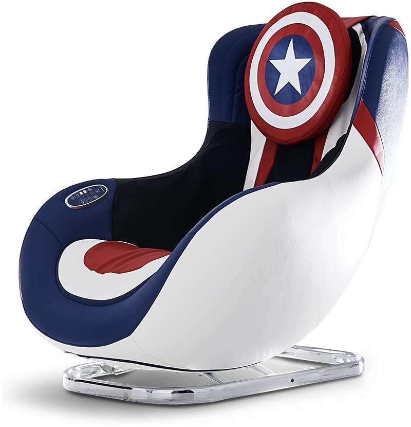 Brilliant Marvel Lous Massage Chairs At Ces 2018 From Geek News Pabps2019 Chair Design Images Pabps2019Com