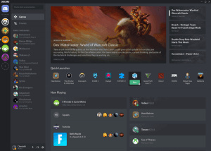 Discord has Added the Games Tab - Geek News Central