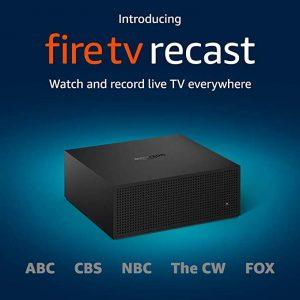 Newfire TV REcast