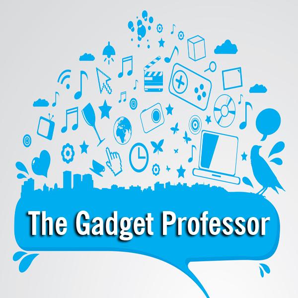 The Gadget Professor (Audio)
